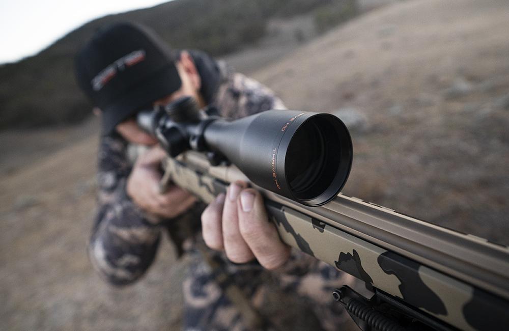 ZeroTech Thrive HD Riflescope