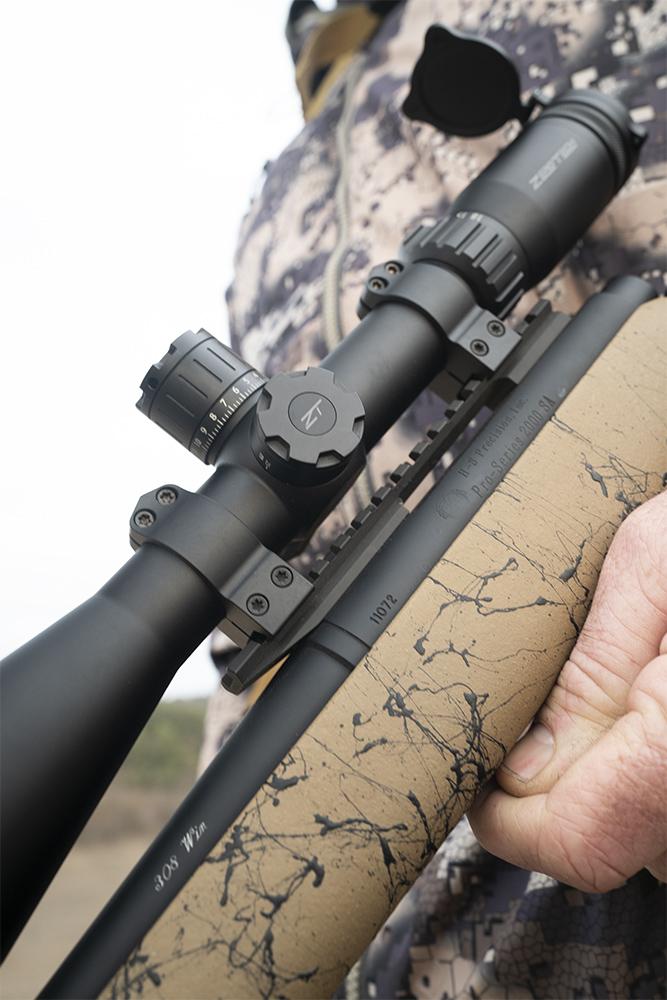 ZeroTech Trace Riflescope