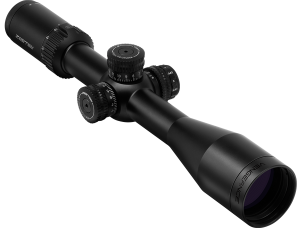 4-20X50mm Vengeance Illuminated PHR II Riflescope